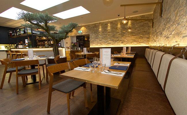 Tapas restaurant design