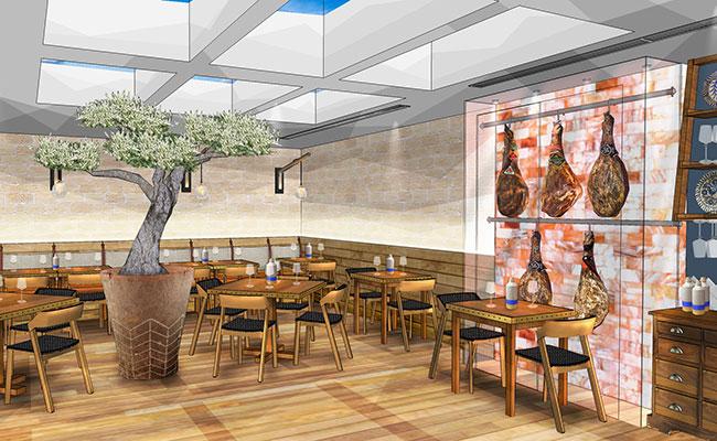 tapas restaurant Worthing Ferring