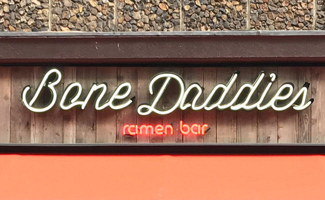 bone daddies sign