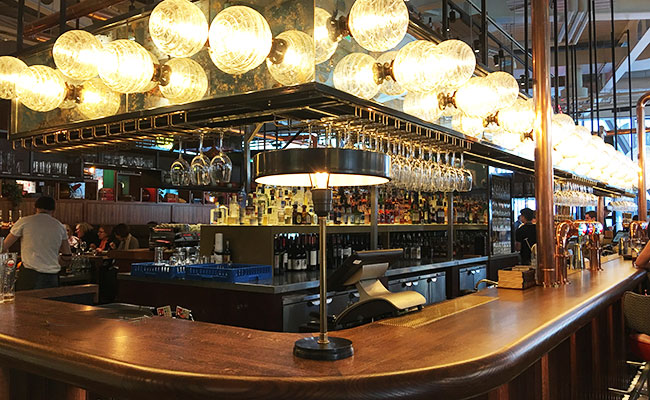trendy bar design London