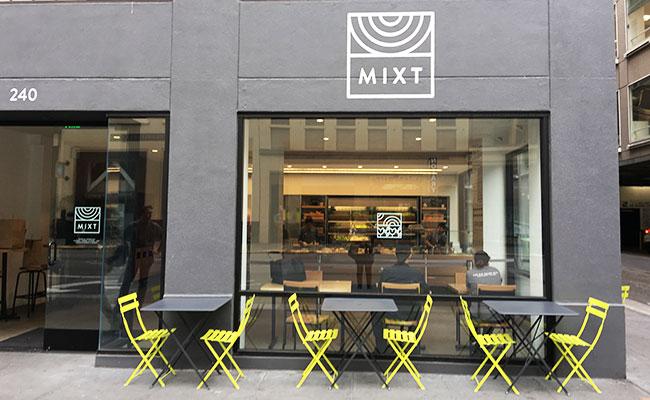 Mixt shopfront