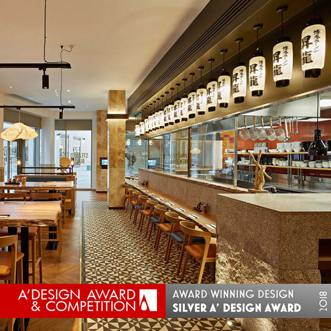 an award winning restaurant designer