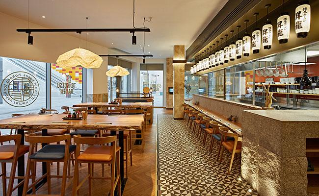 Shoryu Oxford restaurant