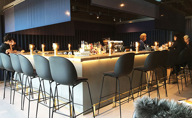 Stick'n'Sushi bar design