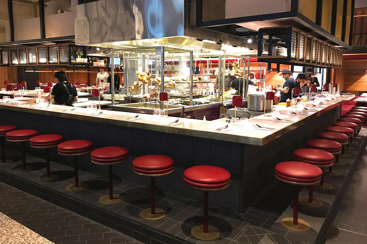 Temper restaurant city blenheim design