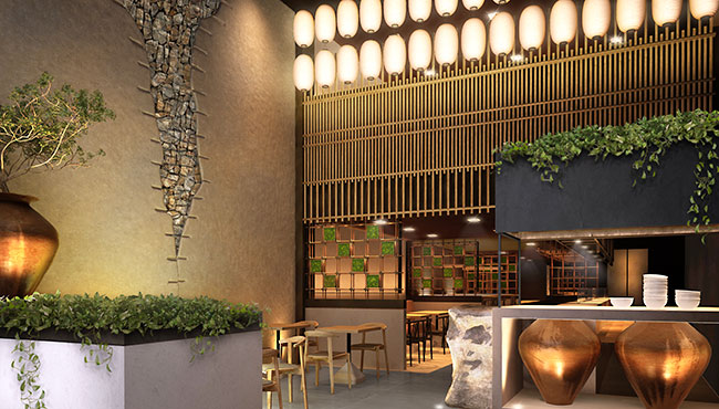 Saudi arabia restaurant design and development blenheim