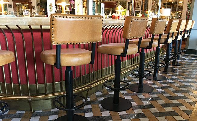Ivy brasserie restaurant design Brighton